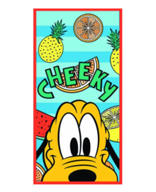 Mickey Mouse Strandlaken Cheeky Pluto (multi)