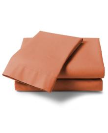 HNL Refined Laken Satijn Katoen (mecca orange)