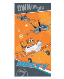 Planes Strandlaken Dusty 7 (oranje)