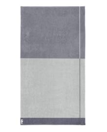 Seahorse Strandlaken Block (grey)
