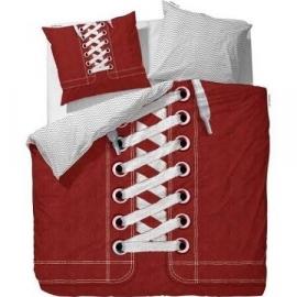 Covers & Co Dekbedovertrek Sneaker (red) 240x200/220