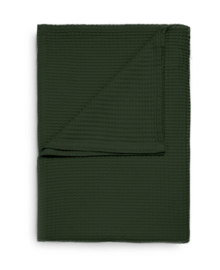 Heckett & Lane Sprei Wafel (bistro green) 240x260