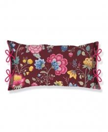 PiP Studio Sierkussen Floral Fantasy (chestnut) 35x60