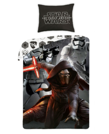 Star Wars Dekbedovertrek Assault 140x200