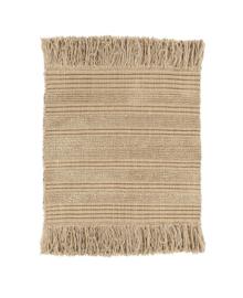 Heckett & Lane Bidetmat Nukus (forest sand) 60x60