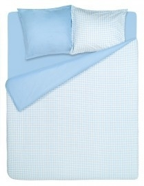 Cinderella Dekbedovertrek Mix & Match Cannes (blue) 240x200/220
