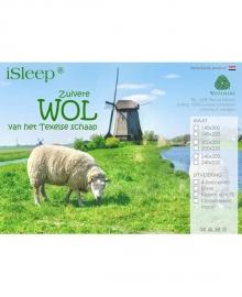 iSleep Dekbed Wol 4-Seizoenen