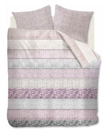 Riviera Maison Dekbedovertrek Fancy Bouclé (pink) 200x200/220
