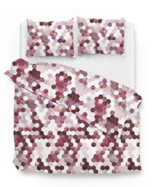 Zo! Home Dekbedovertrek Pax (pink) 200x200/220