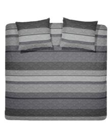Damai Dekbedovertrek Niwa (grey) 200x200/220