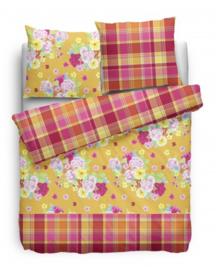 Covers & Co Dekbedovertrek Nancy (orange) 140x200/220