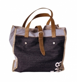 Stapelgoed Shopper Jeans (blue)