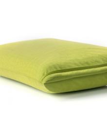 B-Sensible 2 in 1 Kussensloop + Kussenbeschermer (pistache groen) 60x70
