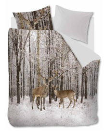 Beddinghouse Dekbedovertrek Frosted Deer (natural) 200x200/220