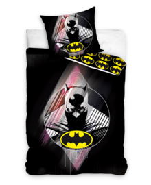 Batman Dekbedovertrek Dark Knight (black) 140x200