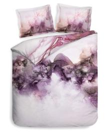 Heckett & Lane Dekbedovertrek Katie (watery purple) 140x200/220