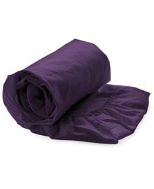 HNL Refined Hoeslaken Satijn Katoen (vintage purple)