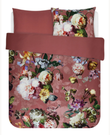 Essenza Dekbedovertrek Fleur (dusty rose) 200x200/220