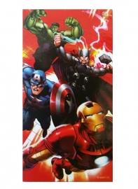 Avengers Strandlaken (rood)