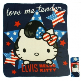 Hello Kitty Plaid Elvis