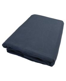 Flanellen Laken ouderwetse kwaliteit (ombre blue) 200x250