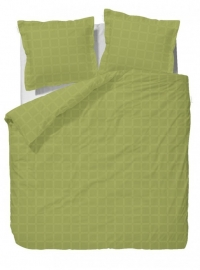 Essenza Dekbedovertrek Sienna (green) 200x200/220