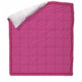 Lief! Sprei Basic (pink)