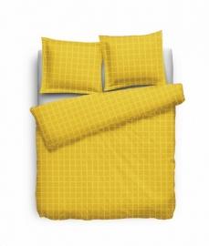 Essenza Dekbedovertrek Sienna (yellow) 200x200/220
