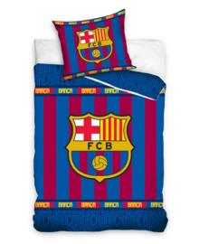 FC Barcelona Dekbedovertrek Barca Stripes (blue/red) 140x200