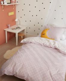Beddinghouse Dekbedovertrek Nolah (soft pink) 140x200/220
