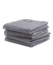 DDDDD Vaatdoek Basic Clean (neutral grey)