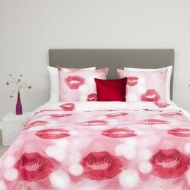 HnL Pure Cotton Dekbedovertrek Kiss (multi) 140x200/220