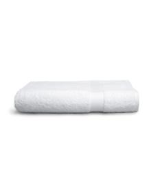 Twentse Damast Handdoek Uni (wit) 50x100