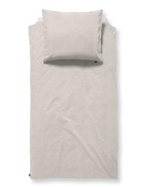 Damai Organic Dekbedovertrek Birk (linen) 140x200/220