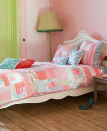 Room Seven Dekbedovertrek Dentelle (pink) 240x200/220