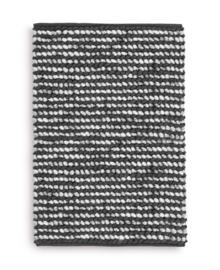 Heckett & Lane Badmat Mylene (antracite) 70x120