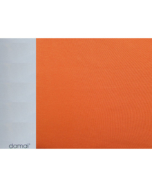 Damai Hoeslaken Dubbel Jersey (orange) 60x120