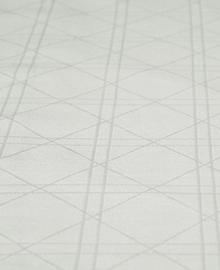 Kayori Dekbedovertrek Shizu (zilver) 200x200/220