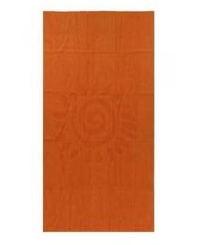 HnL Bath Strandlaken Flower (orange)