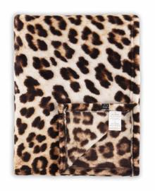 Zo! Home Plaid Leopard (brown) 140x200