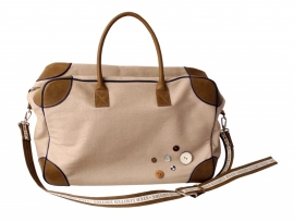 Stapelgoed Weekender Natural (sand)