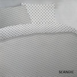 Day Dream Dekbedovertrek Scandic (grijs) 240x200/220