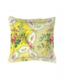 PiP Studio Sierkussen La Fleur de Vie (yellow) 45x45