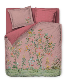 PiP Studio Dekbedovertrek Wild and Tree (pink) 200x200/220