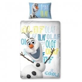 Frozen Dekbedovertrek Olaf + Gratis 3D Placemat!