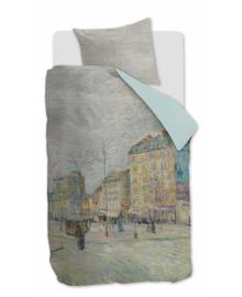 Beddinghouse Van Gogh Dekbedovertrek Boulevard (grey) 140x200/220