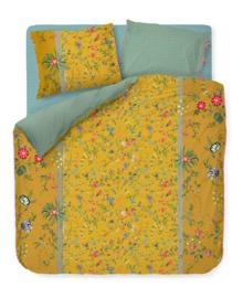 PiP Studio Dekbedovertrek Petites Fleurs (yellow) 260x200/220