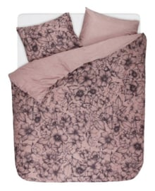 Esprit Dekbedovertrek Maray (blush) 140x200/220