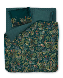 PiP Studio Dekbedovertrek Winter Foliage (green) 200x200/220