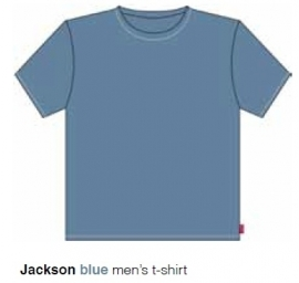 Marieke at Home Heren Shirt Jackson (blue)